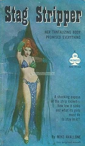 book cover of Stag Stripper