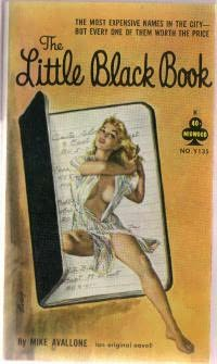 book cover of The Little Black Book