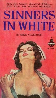 book cover of Sinners in White