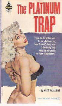 book cover of The Platinum Trap