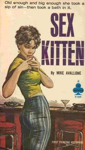 book cover of Sex Kitten