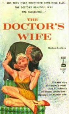 book cover of The Doctor\'s Wife
