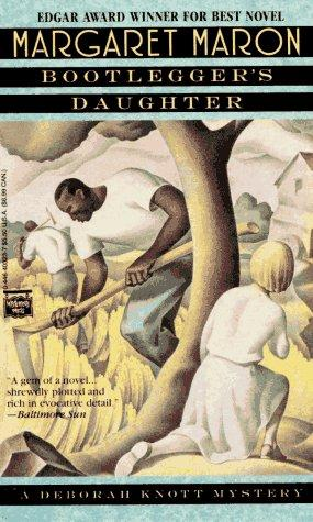 book cover of  Bootlegger's Daughter   (Judge Deborah Knott, book 1) by Margaret Maron