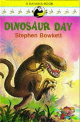 book cover of Dinosaur Day