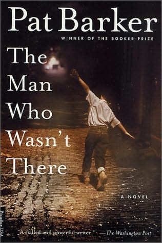 book cover of The Man Who Wasn\'t There