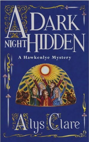 book cover of A Dark Night Hidden