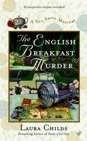 book cover of English Breakfast Murder