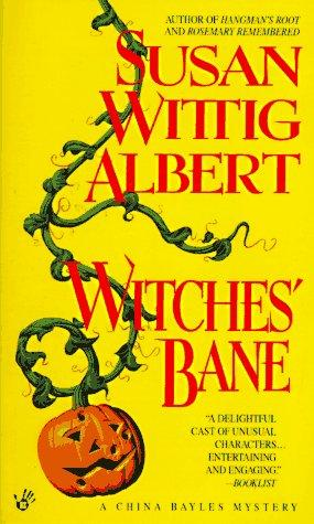 book cover of Witches\' Bane