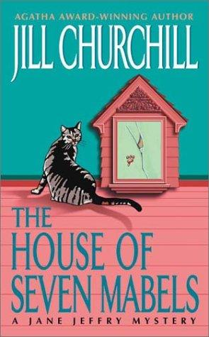 book cover of The House of Seven Mabels