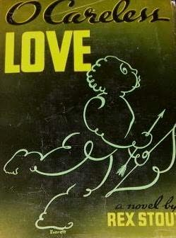 book cover of O Careless Love!