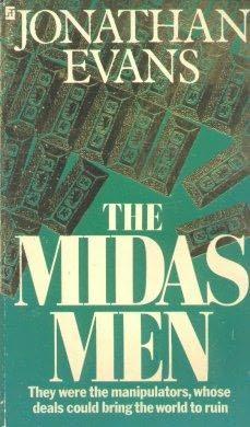 book cover of The Midas Men