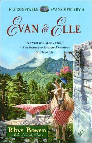 book cover of Evan and Elle