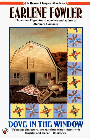 book cover of Dove in the Window