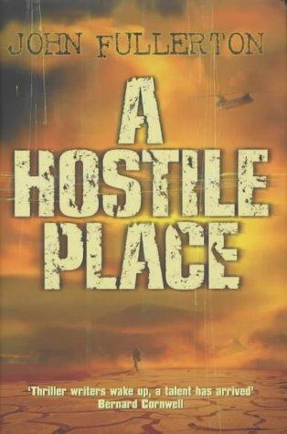 book cover of A Hostile Place