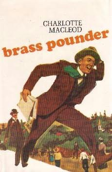 book cover of Brass Pounder