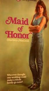 book cover of Maid of Honor
