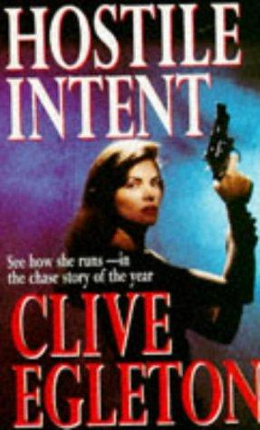 book cover of Hostile Intent