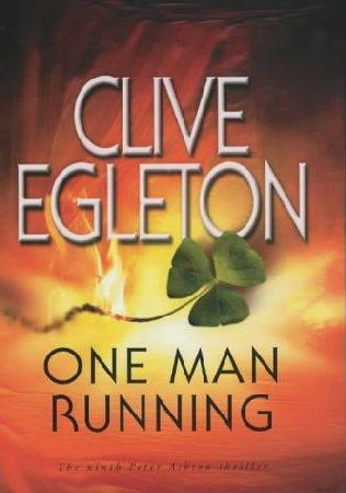 book cover of One Man Running