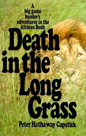 book cover of Death in the Long Grass