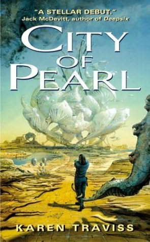 book cover of City of Pearl