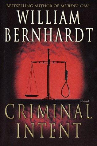 book cover of Criminal Intent