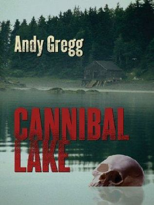book cover of Cannibal Lake
