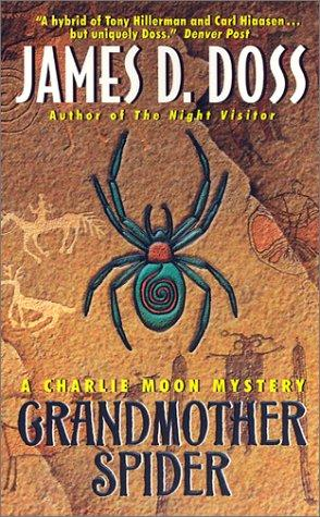 book cover of Grandmother Spider