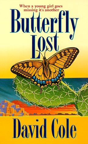 book cover of Butterfly Lost