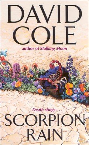 book cover of Scorpion Rain