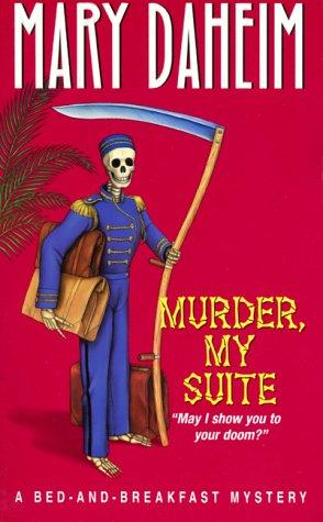 book cover of Murder, My Suite