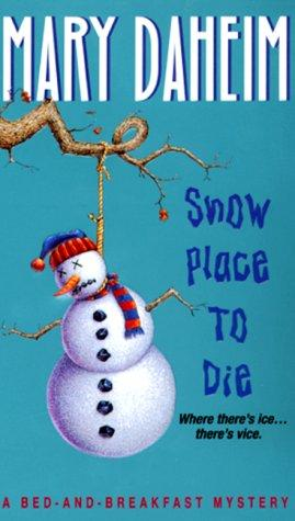 book cover of Snow Place To Die