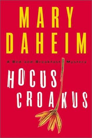 book cover of Hocus Croakus