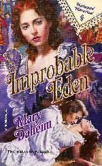 book cover of Improbable Eden