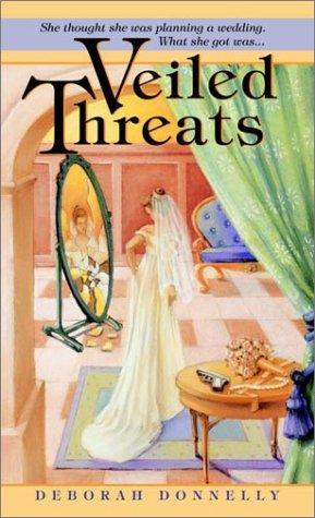 book cover of Veiled Threats