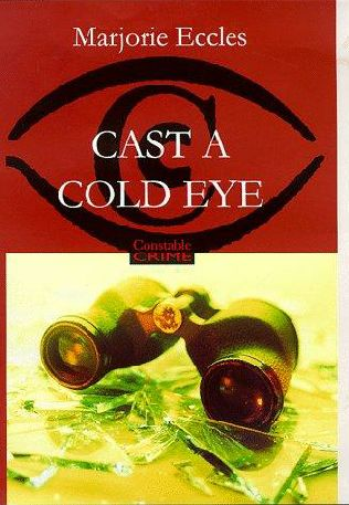 book cover of Cast a Cold Eye