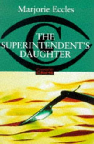 book cover of The Superintendent\'s Daughter