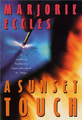 book cover of A Sunset Touch