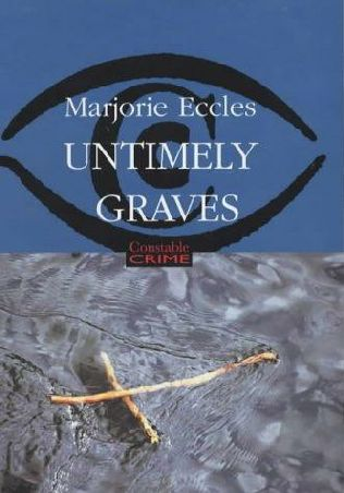 book cover of Untimely Graves