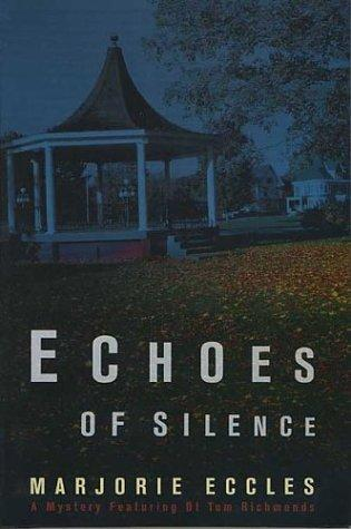 book cover of Echoes of Silence