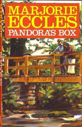 book cover of Pandora\'s Box