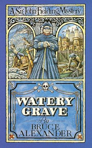 book cover of Watery Grave