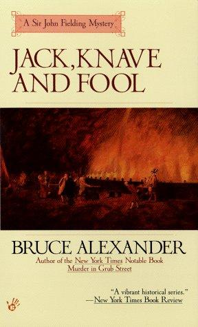 book cover of Jack, Knave, and Fool