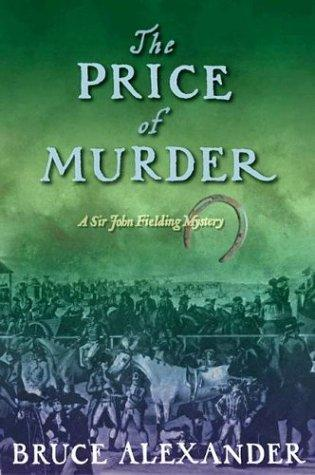book cover of The Price of Murder