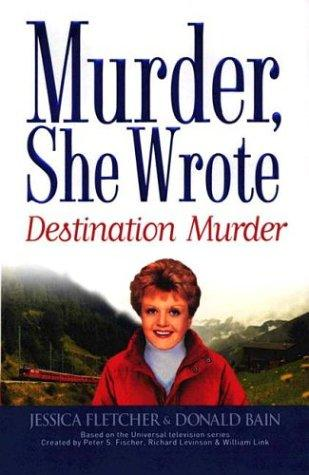 book cover of Destination Murder