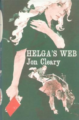 book cover of Helga\'s Web