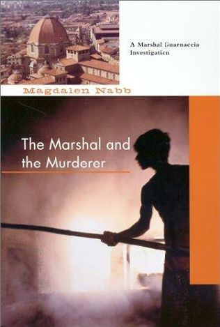 book cover of The Marshal and the Murderer