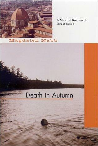 book cover of Death in Autumn
