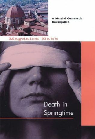 book cover of Death in Springtime