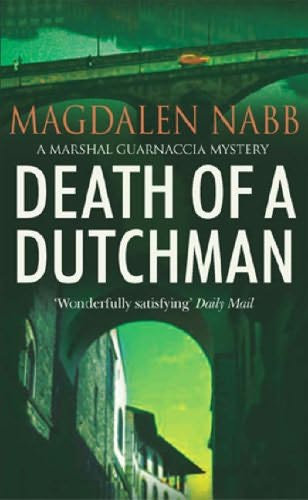 book cover of Death of a Dutchman