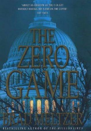 book cover of The Zero Game